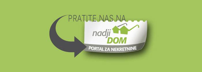 Nekretnine Srbija - www.nadjidom.com